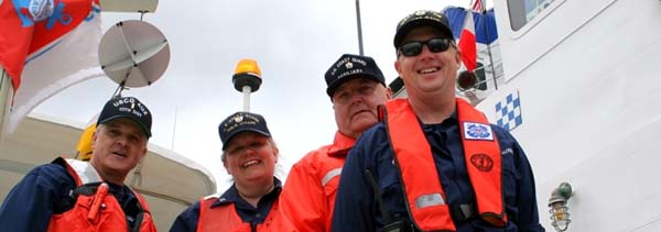 Come Join The Coast Guard Auxiliary